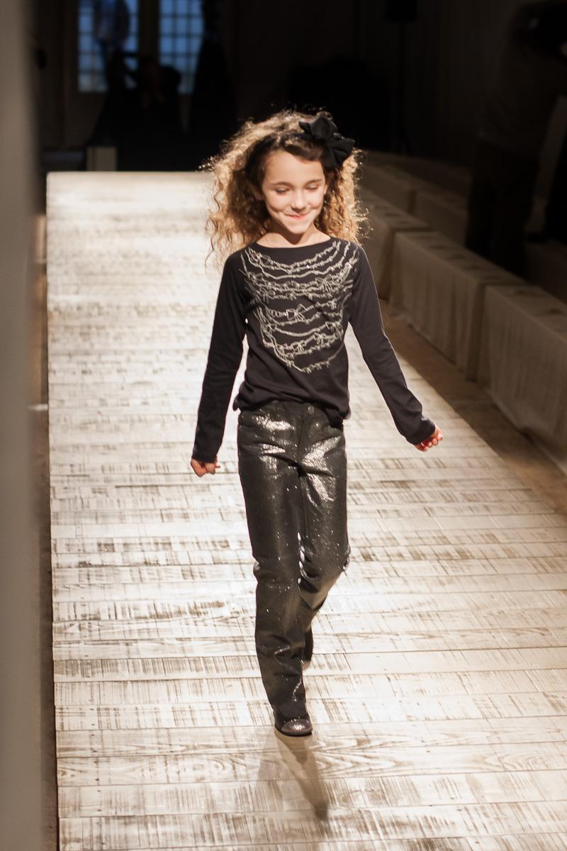 Défilé de mode Bonpoint